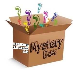 Other - GIRL MYSTERY BOX- 4T, 14 pieces
